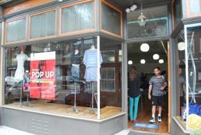 Summer Pop Up Pop in Manayunk: The Beauty in LocalDesign